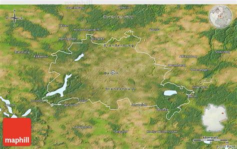 germany satellite map satellite 3d map of berlin