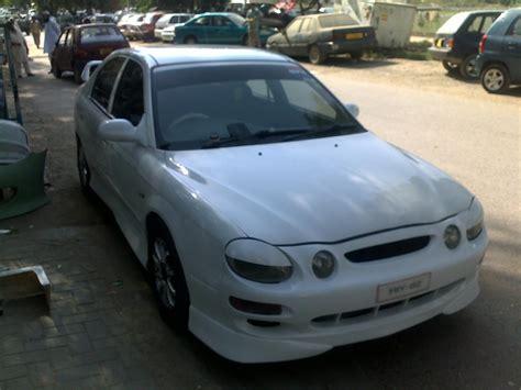KIA Spectra 2002 of zain8   Member Ride 16948   PakWheels