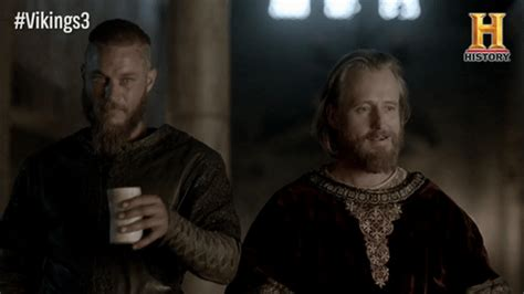 Cheers Uk vikings cheers gif by history uk find on giphy