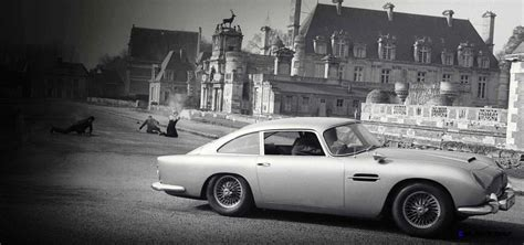 Aston Martin 1963 Dbs Bond 007 Goldfinger 2016 aston martin db9 gt bond edition