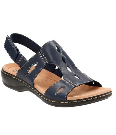 dillards sandals clarks leisa lakelyn sandals dillards