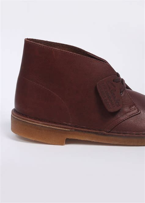 clarks originals desert boots brown clarks originals