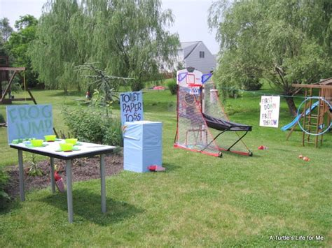 backyard carnival games diy games and crafts for the summer a turtle s life for me