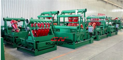 1 year floor for cyclone drillin drilling mud system gn decanter centrifuge