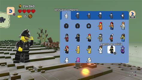 Pc Lego Worlds an 225 lisis de lego worlds para playstation 4 xbox one y pc