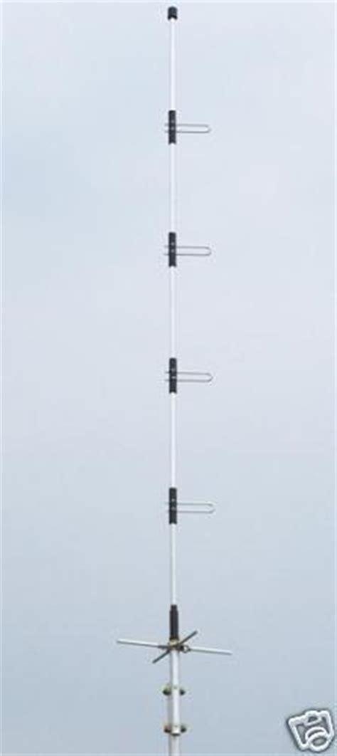 antenna vertical collinear 9 5dbi omni directional uhf custom frequency mhz ebay