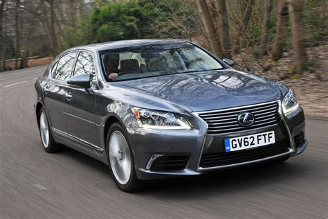 Lexus Ls600h by Lexus Ls 600h L Review Auto Express