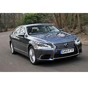 Lexus LS 600h L Review Auto Express