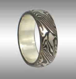 mokume gane mokume rings mokume gane ring mokume band mokume gane wedding bands