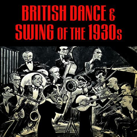 british swing bands various artists british swing dance of the 1930s
