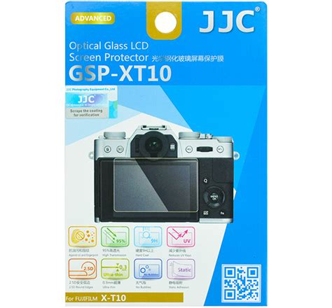 Promo Tempered Glass Screen Protector For Fujifilm X M1 X A1 X A2 jjc gsp xt10 optical tempered glass lcd screen protector