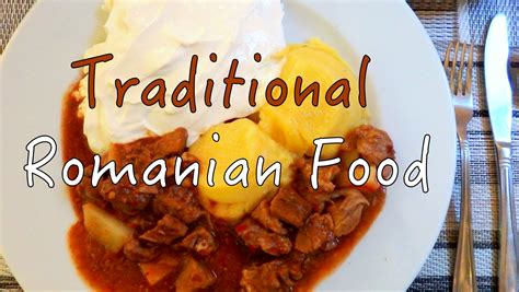 romani cucine traditional food in brasov romania