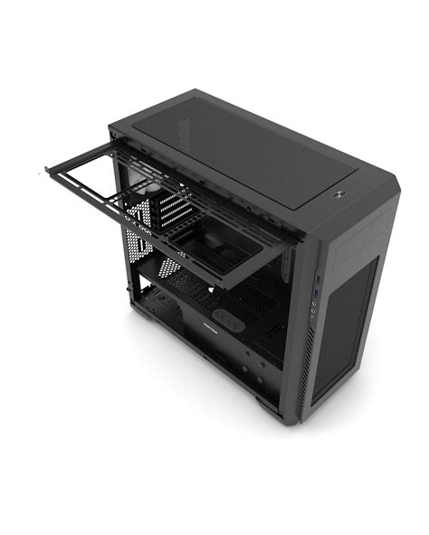 Tempered Glass Pro phanteks innovative computer hardware design