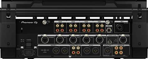 table de mixage lifier pioneer djm tour1 5999 00 tables de mixage dj energyson fr
