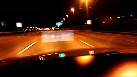 night vision  cadillac system youtube