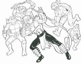 shredder tmnt coloring pages coloring coloring pages