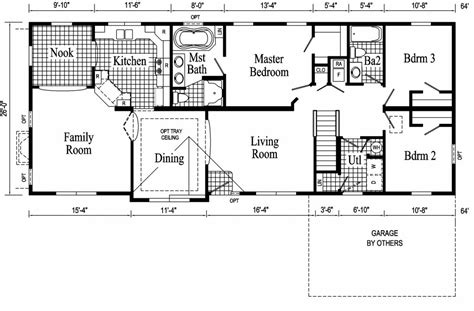recently n ranch house plans innovative floor plans for