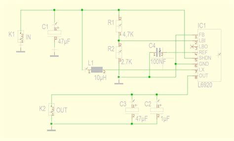 msp430 layout guidelines stepup l6920 layout mikrocontroller net