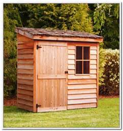Small Backyard Storage Sheds How To Build Small Outdoor Storage Shed Front Yard