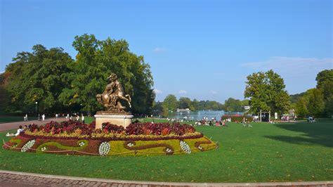 A Or Parc De La T 234 Te D Or Park In Lyon Thousand Wonders