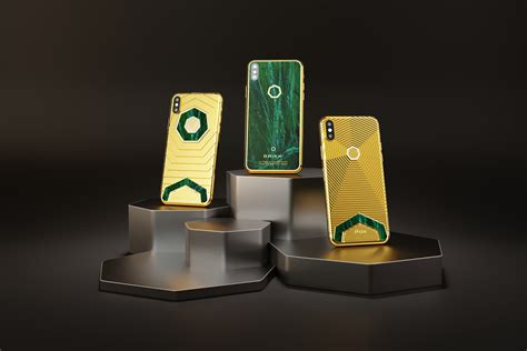 brikk releases  lux iphone  designs celestial  royal jade editions