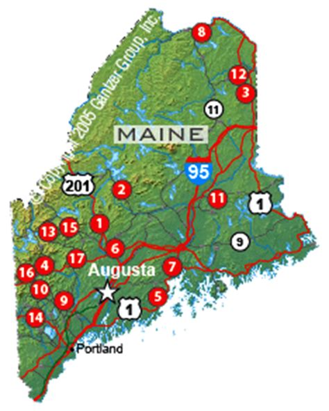 maine ski resorts map maine ski resorts maine downhill skiing maine alpine