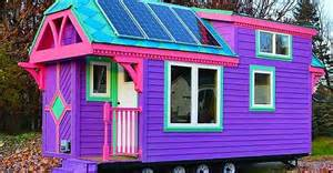 brite homes this shockingly colorful tiny home has an interior that s