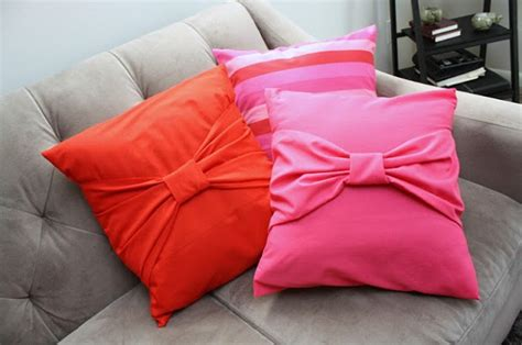 23 decorative diy pillow ideas for your home style