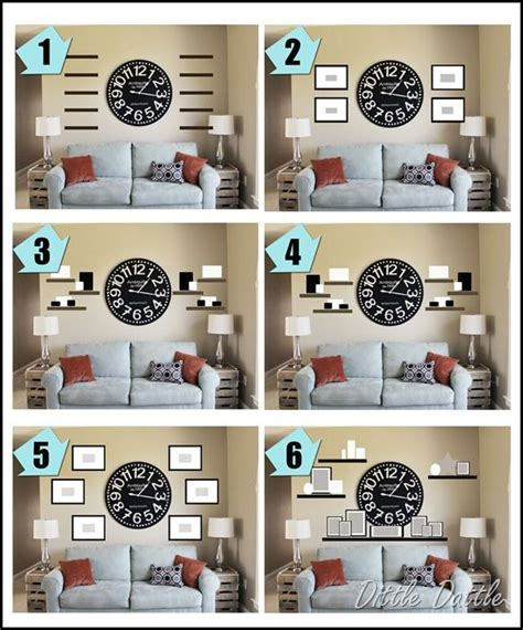 large wall clocks for living room myideasbedroom com 31 best wall clock collage arrangement ideas images on