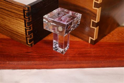 clear urethane katz moses magnetic dovetail