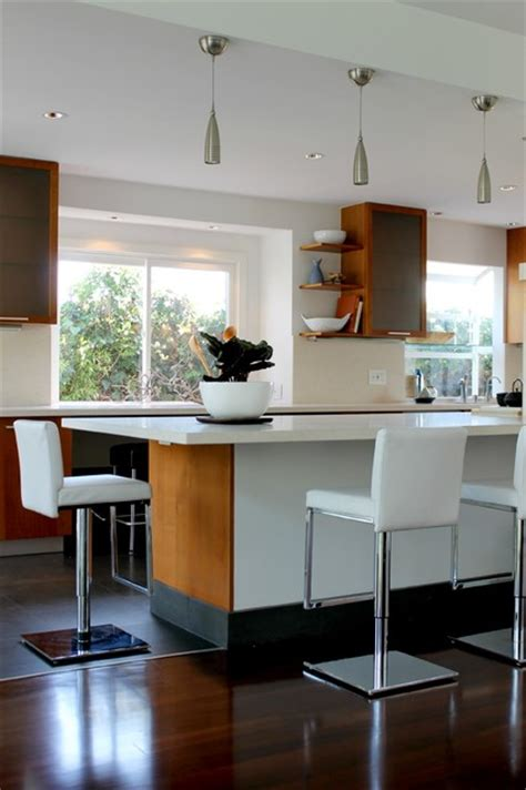modern kitchen bar stools modern white leather and chrome bar stools modern kitchen los angeles by modern home