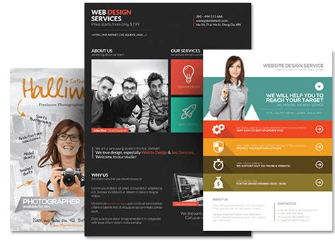custom flyer templates premium psd flyer templates for photoshop flyerheroes