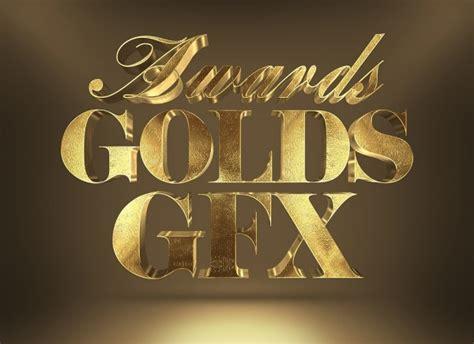 3d font design online 3d gold text effect free psd in photoshop psd psd