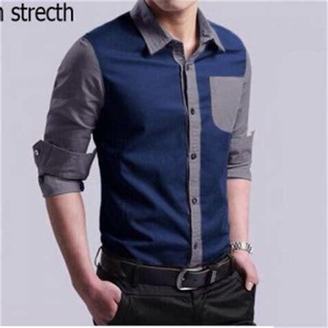 Kemeja Batik Pria Slim Fit Cbs 70 baju kemeja pria warna putih model terbaru murah