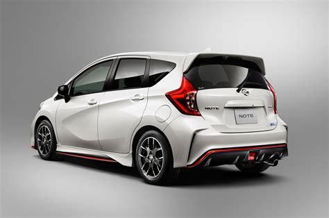 Nissan Versa Note Nismo 2017 Ototrends