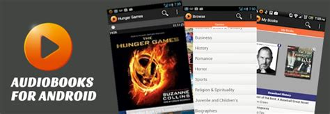 audiobooks for android audiobooks for android every book readers must webapprater