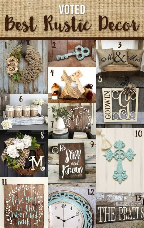 shabby home decor best rustic decor shabby chic home decor rustic burlap