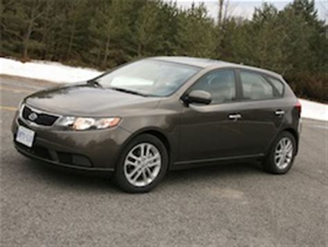 Kia Forte 5 Door Review Day By Day Review 2011 Kia Forte 5 Door Ex Autos Ca