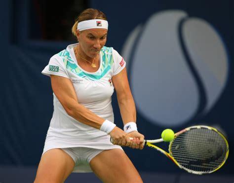 Tennis Wardrobe Malfunction by Svetlana Kuznetsova