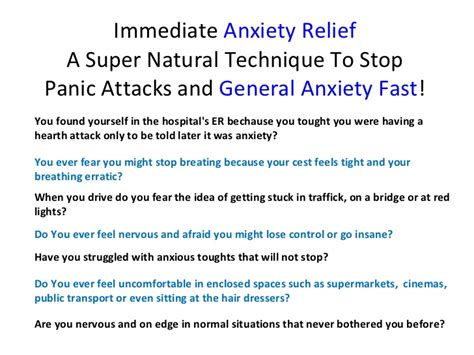 anxiety treatment general anxiety disorder treatment