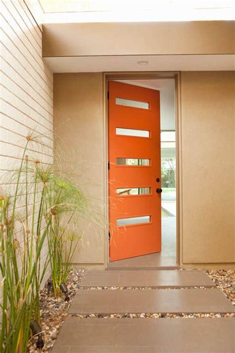 orange front door orange front door tangerine orange pinterest