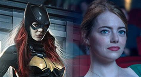 emma stone justice league dreamcasting 5 top choices to play batgirl