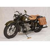 WWII Indian Motorcycle Among Offerings At Mid America̵  Hemmings