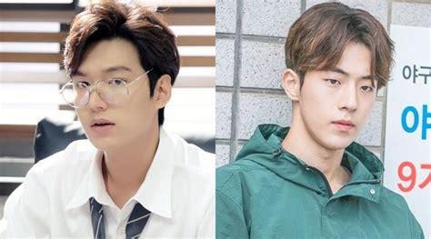 film terbaru nam joo hyuk lee min ho hingga nam joo hyuk akan siap bersaing rating