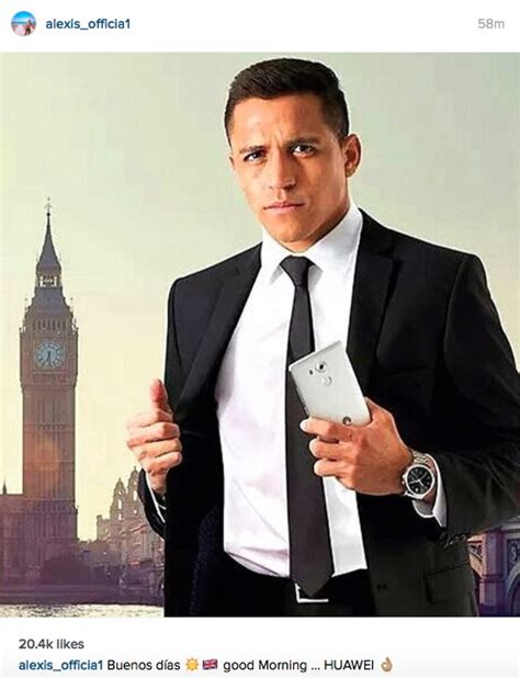 alexis sanchez instagram can anybody explain alexis sanchez s latest instagram picture