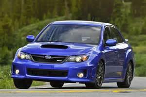 Subaru Rsx 2012 Subaru Impreza Wrx Sti Reviews Specs And Prices