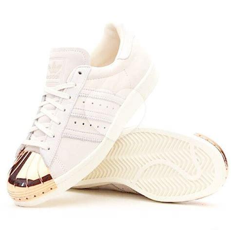metallic adidas sneakers shoes adidas shoes sneakers white gold metallic shoes