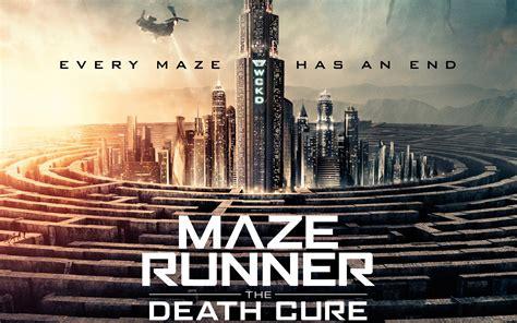 Maze Runner Cure 3 maze runner the cure poster 2018