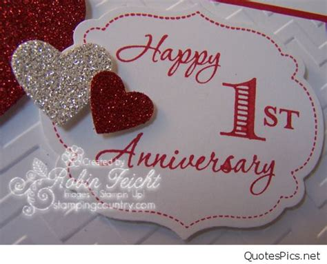 1st wedding anniversary wishes happy 1st wedding anniversary gallery