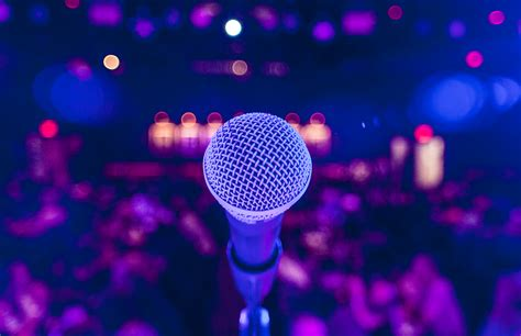 Stand Up Comedy Mic by On The Road With Dave Coulier Vashivisuals Blog
